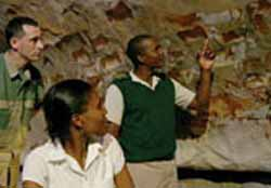Didima Rock Art Centre - A celebration of the San Rock Art in the Uklhamba Drakensberg