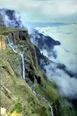 Royal Natal National Park - Tugela falls